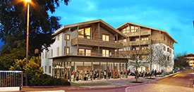 Alpenparks Appartements Kaprun